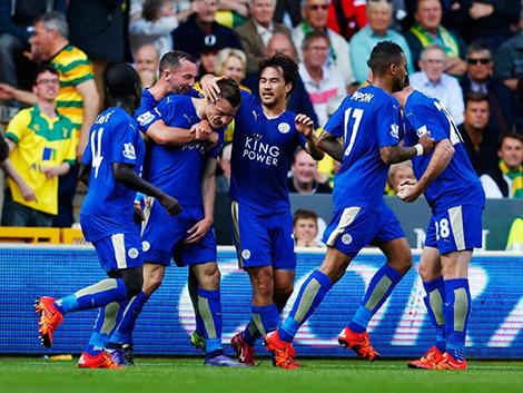 Leicester City đã hoàn tất câu chuyện cổ tích của mình