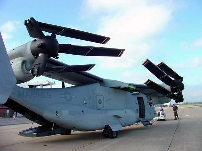 Máy bay V-22 Osprey của Boeing