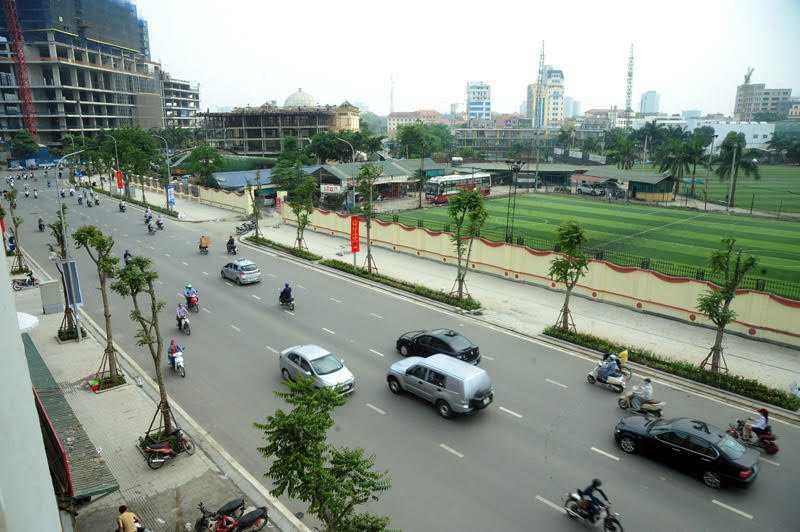 Mô hình xây dựng con đường này sẽ được nhân rộng nhằm đảm bảo trật tự, mỹ quan đô thị, đồng bộ trên các tuyến phố