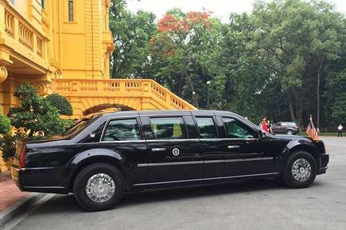 Trong buổi sáng nay 23/5, Tổng thống Hợp chúng quốc Hoa Kỳ Barack Obam sẽ đến thăm Phủ Chủ tịch và có buổi gặp mặt với Chủ tịch nước Trần Đại Quang - mở đầu cho chuyến thăm kéo dài 3 ngày tại Việt Nam.