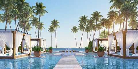 FLC Quy Nhơn được thiết kế tuyệt đẹp với không gian mở với thiên nhiên, đây sẽ là điểm thu hút khách du lịch và sinh lời cho nhà đầu tư