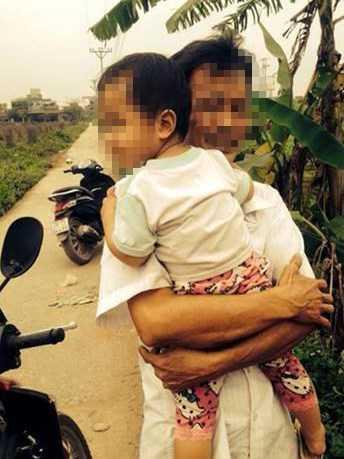 Thông tin cháu bé bị bắt cóc chỉ là tin đồn