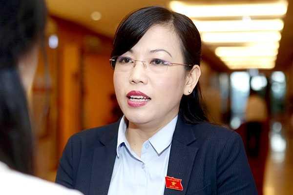 Bà Nguyễn Thanh Hải