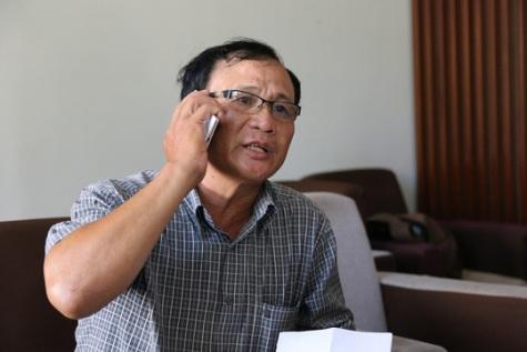 Đến 15 giờ ngày 21/4, đại diện TAND huyện Bình Chánh đến thông báo trả hồ sơ vụ án của ôngvề Công an huyện Bình Chánh để điều tra lại.