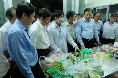 Các cơ sở vi phạm sẽ bị xử lý nghiêm. Đó là chỉ đạo của Chủ tịch UBND TP Đà Nẵng.