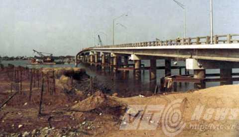 Cầu Hóa An trước năm 1975. Ảnh tư liệu