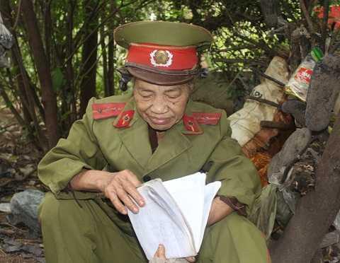 Chân dung dị nhân Phạm Hải Huệ