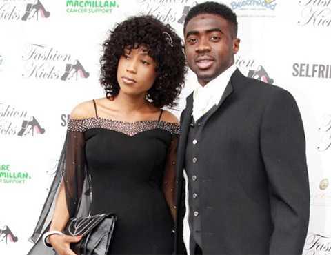 Vợ chồng hậu vệ Kolo Toure