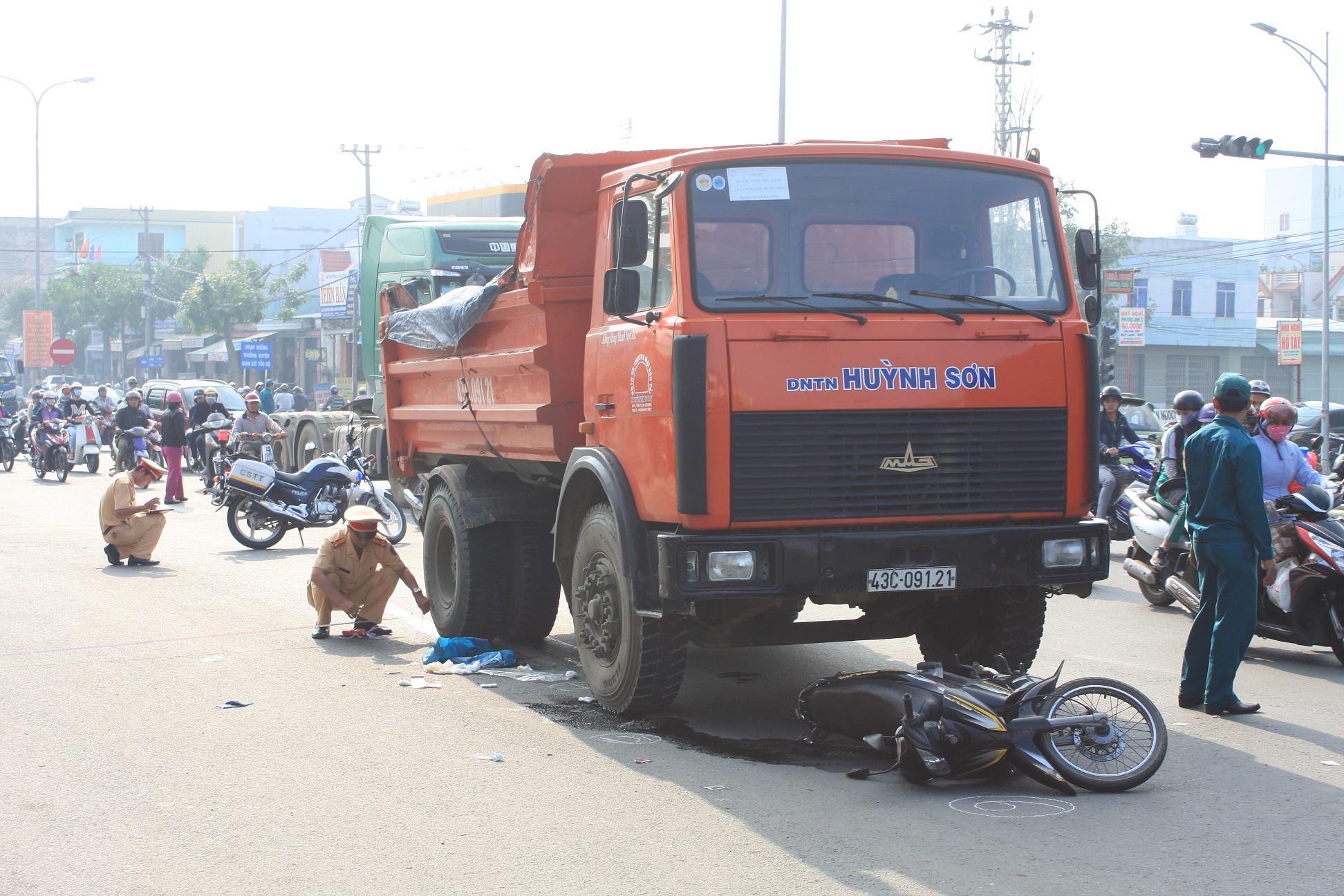 Xe ben từng được xem như hung thần trên đường phố Đà Nẵng khi loại phương tiện này liên tiếp gây tai nạn chết người.