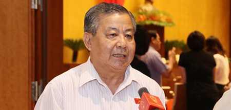 Đại biểu Huỳnh Văn Tiếp (Cần Thơ)