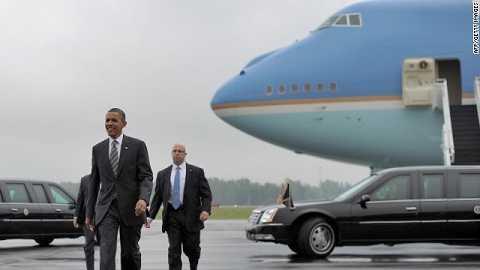 Công tác chuẩn bị an ninh cho chuyến viếng thăm của Tổng thống Obama đã sẵn sàng