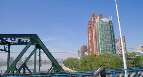 Những tòa nhà chọc trời ở Triều Tiên