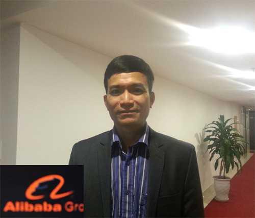 Ông Trần Xuân Thủy (Tập đoàn Alibaba): Đầu tư TMĐT ở Việt Nam, Alibaba xác định 5 – 10 năm mới đạt hiệu quả. (Ảnh: Ngọc Hân).