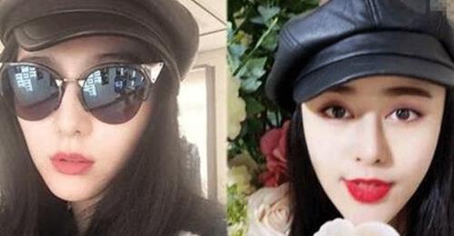 Nhiều nguời cho biết khi đặt ảnh của Phạm Băng Băng và cô gái này cạnh nhau, họ không thể phân biệt được đâu là mỹ nhân họ Phạm, đâu là bản sao.