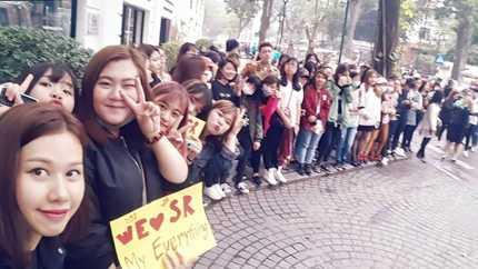 VIP tại Hà Nội chào đón Seungri