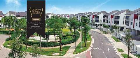 Gamuda Gardens – Khu đô thị tốt nhất Hà Nội, Giải thưởng Bất động sản Việt Nam