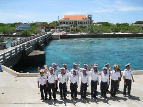 Đảo Trường Sa Lớn hôm nay