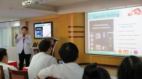TS.BS Theerayut Jongwutiwes chia sẻ về quy trình thụ tinh trong ống nghiệm IVF