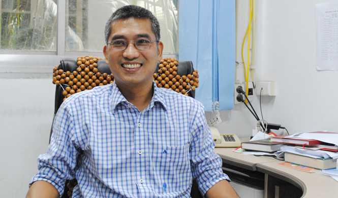 GS Nguyễn Văn Hiếu là một trong ba nhà khoa học nhận giải thưởng Tạ Quang Bửu năm 2016