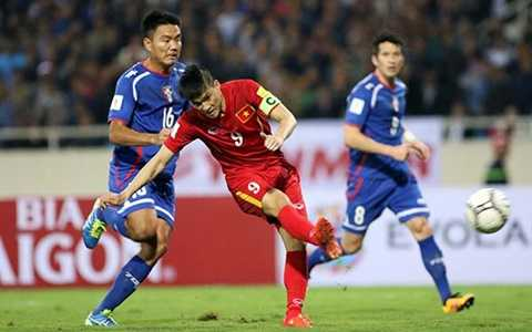 Cầu thủ Việt Nam chưa thể đá tiki-taka