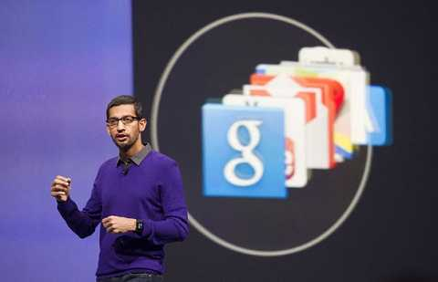Google có thể bị phạt đậm vì lạm dụng hệ điều hành Android. Ảnh Express
