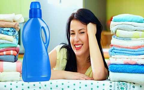 Nước xả vải có chứa nhiều hóa chất độc hại ảnh hưởng tới sức khỏe con người