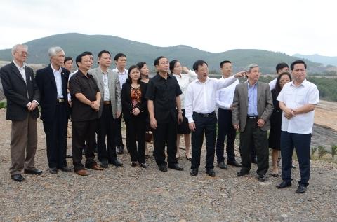 Đoàn công tác của Tỉnh ủy, UBND tỉnh Thái Nguyên trong chuyến thăm, làm việc tại tỉnh Quảng Ninh và Tập đoàn Indevco.