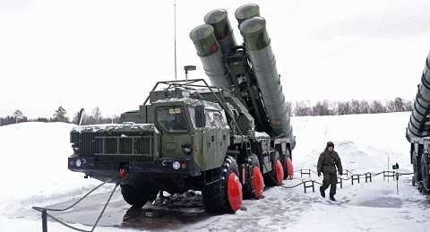 Tên lửa phòng không S-500