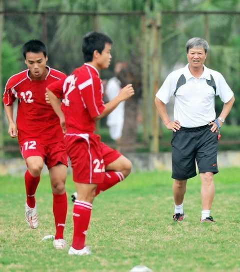Ông Lê Thụy Hải nói cần có một Giám đốc kỹ thuật cho đội tuyển cả khi Hội đồng HLV làm việc hiệu quả
