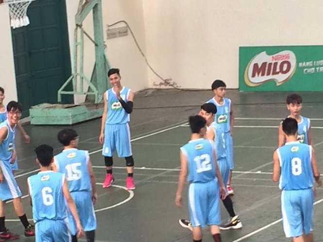 Đội bóng rổ lứa tuổi THCS Thanh Hóa bị tước HCV HKPĐ toàn quốc