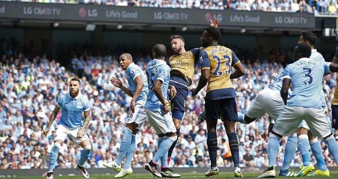 MU không tận dụng được trận hòa của Man City trước Arsenal