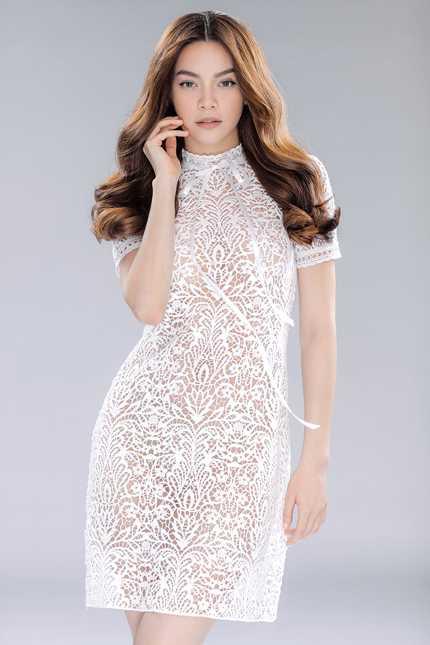 Hồ Ngọc Hà diện váy mỏng manh trong suốt, nhắn nhủ khán giả 'Đừng đi'