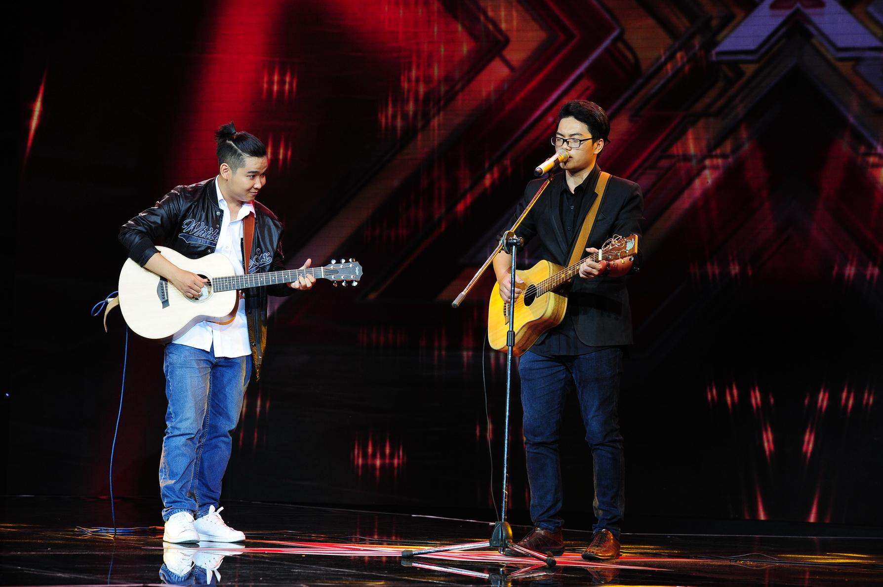 Trần Duy Khang chọn ca khúc trữ tình When I was your man