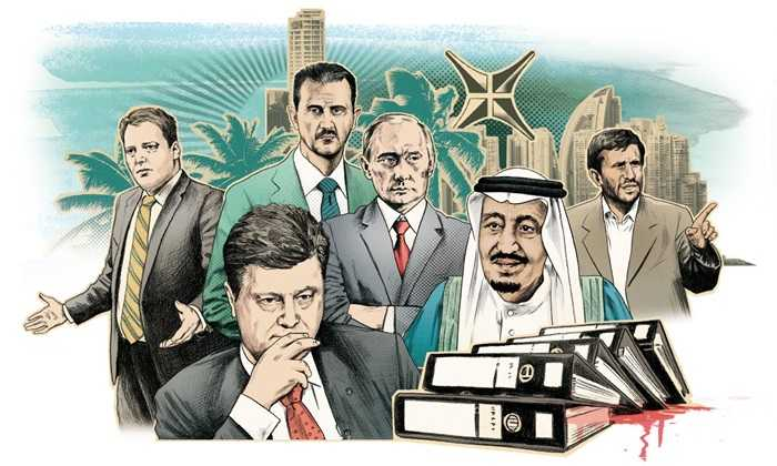 Các nhà lãnh đạo thế giới đau đầu vì bê bối  Hồ sơ Panama