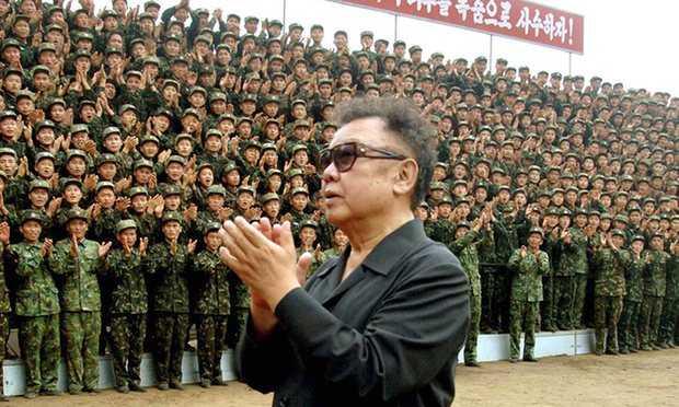 Ông Kim Jong-il, người lãnh đạo Triều Tiên cho đến năm 2001