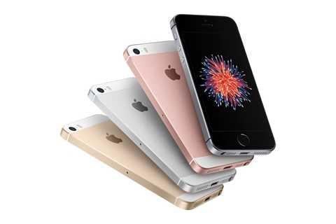 iPhone SE thậm chí còn khó khăn hơn trong việc chinh phục người dùng