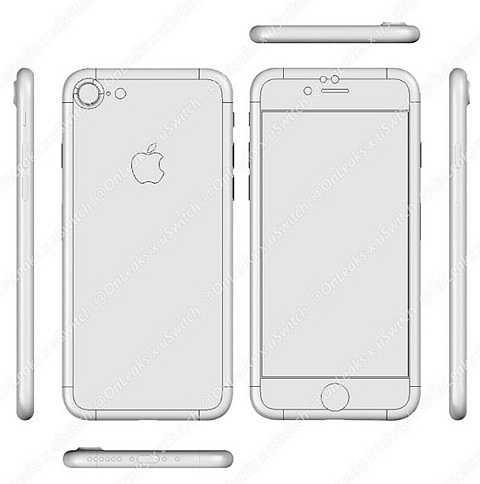 iPhone 7 sẽ có thêm tia laser với tính năng tự động lấy độ nét ảnh, ti laser này nằm giữa ống kính máy ảnh và đèn flash