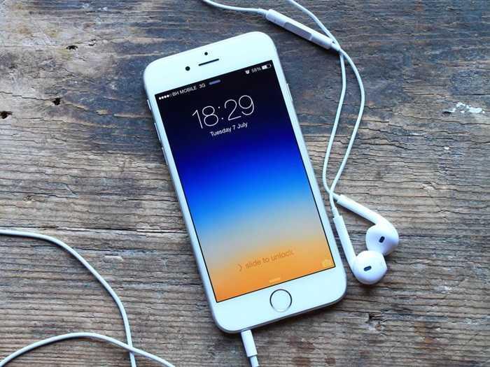 iPhone 7 sẽ xuất hiện vào mùa thu năm 2016