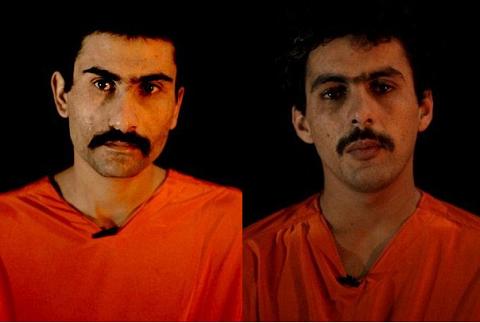 Hai tù nhân bị hành quyết