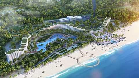Với tiềm năng lớn về phát triển du lịch, bất động sản nghỉ dưỡng FLC Quy Nhơn sẽ tăng giá trong thời gian ngắn sắp tới