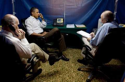Chiếc lều an ninh đặc biệt mà Tổng thống Mỹ mang theo mỗi chuyến công du