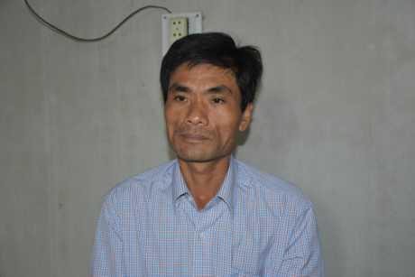 Hàn gắn với vợ cũ nhưng bất thành, Sơn ôm hận và đổ xăng thiêu sống vợ cũ tại quán cafe (Ảnh: toiyeuquangtri.com).