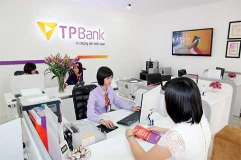 Mức lãi suất cao nhất 8,4%/năm được áp dụng tại TPBank