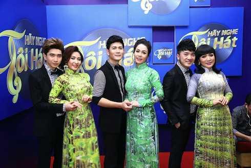 Quách Thành Danh, Chi Dân, Nhật Kim Anh, Dương Ngọc Thái là bốn thí sinh của đêm Chung kết.