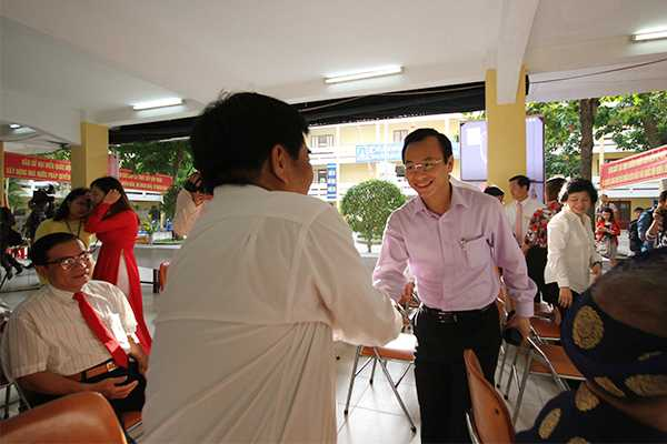 Ông Xuân Anh thực hiện nghĩa vụ công dân