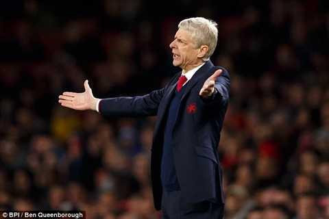 Đội bóng của Arsene Wenger vừa có 3 điểm đêm qua