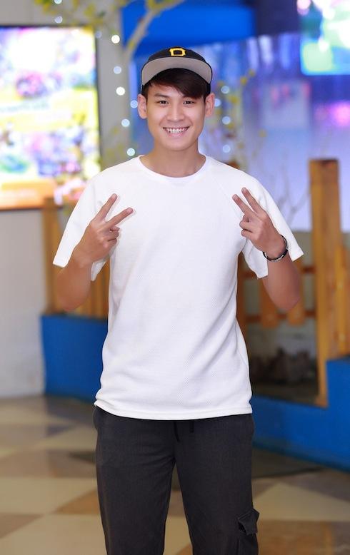 Hot boy Phan Nguyên.