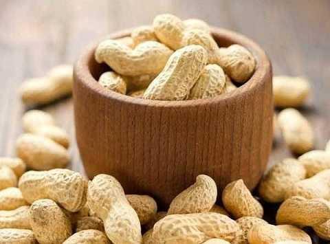 Lạc giàu chất béo không bão hòa giúp bảo vệ tim mạch