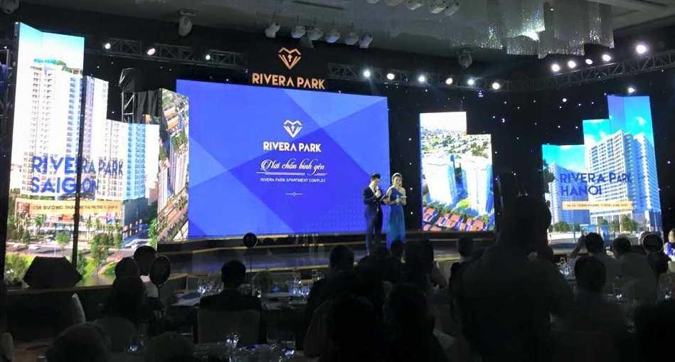 Lễ công bố dự án Rivera Park Sài Gòn và Hà Nội