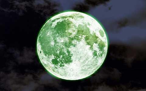 Mặt Trăng có chuyển sang màu xanh vào ngày mai?